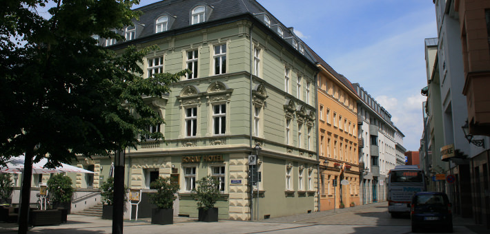 Blick vom Schlosskirchplatz - Cottbuser Altstadtverein e.V.